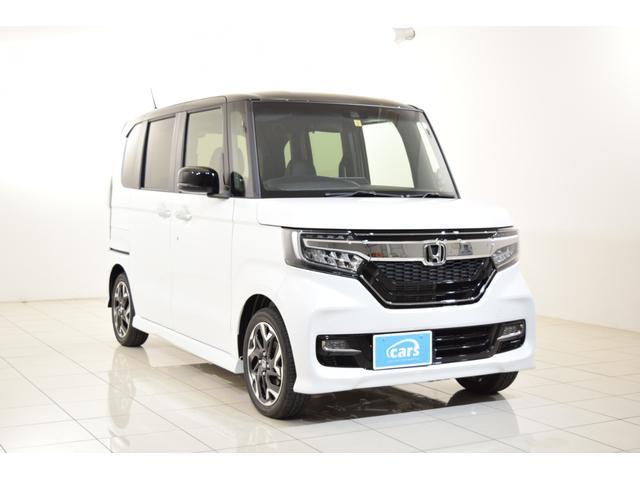 「ホンダ」「N-BOXカスタム」「コンパクトカー」「奈良県」の中古車38