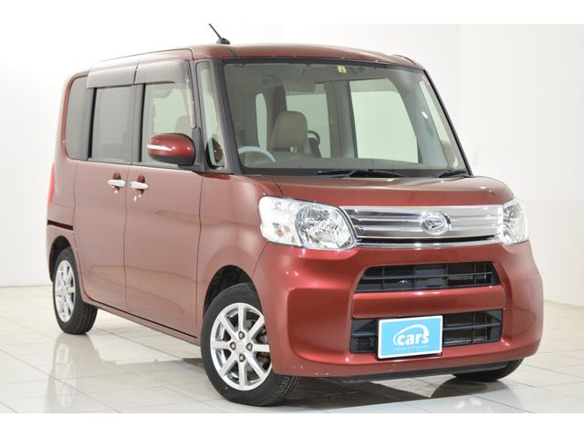 「ダイハツ」「タント」「コンパクトカー」「奈良県」の中古車4