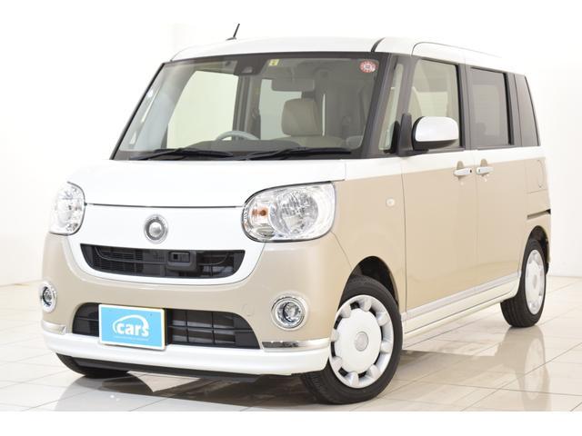 「ダイハツ」「ムーヴキャンバス」「コンパクトカー」「奈良県」の中古車4