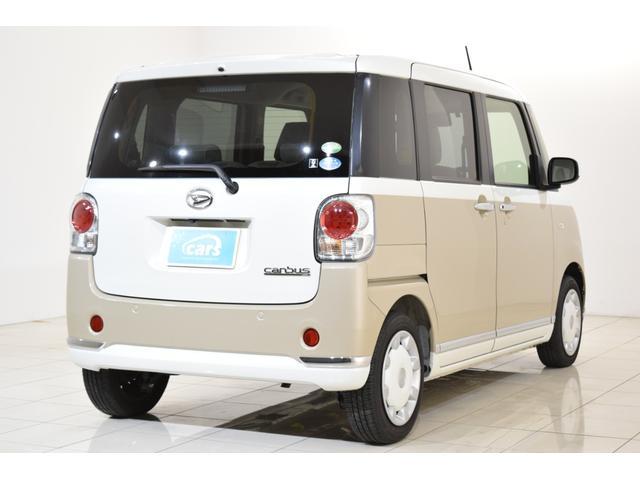 「ダイハツ」「ムーヴキャンバス」「コンパクトカー」「奈良県」の中古車7