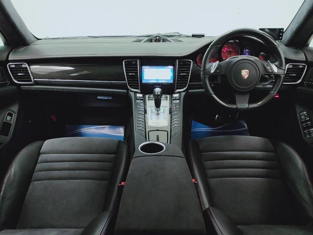 GTS 全国対応1年保証 当社管理顧客様車両 サンルーフ GTSアルカンターラコンビレザー全席ヒーター 追従 レーンキープ 911ターボII20AW スポクロ エアサス スマートエントリー スポエグ(9枚目)