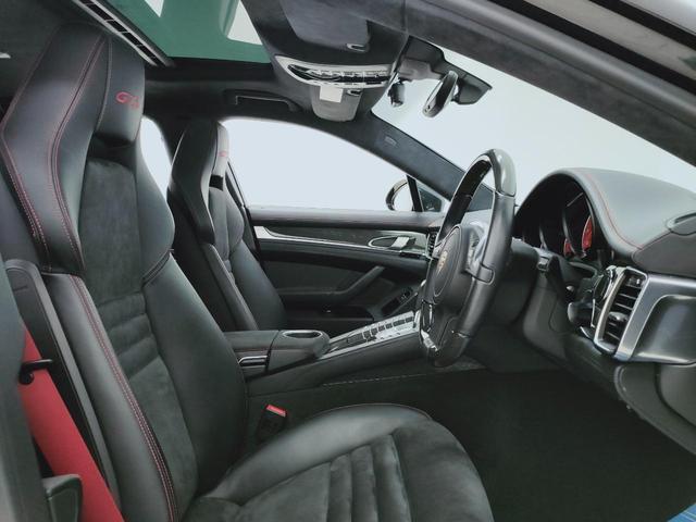 GTS 全国対応1年保証 当社管理顧客様車両 サンルーフ GTSアルカンターラコンビレザー全席ヒーター 追従 レーンキープ 911ターボII20AW スポクロ エアサス スマートエントリー スポエグ(10枚目)