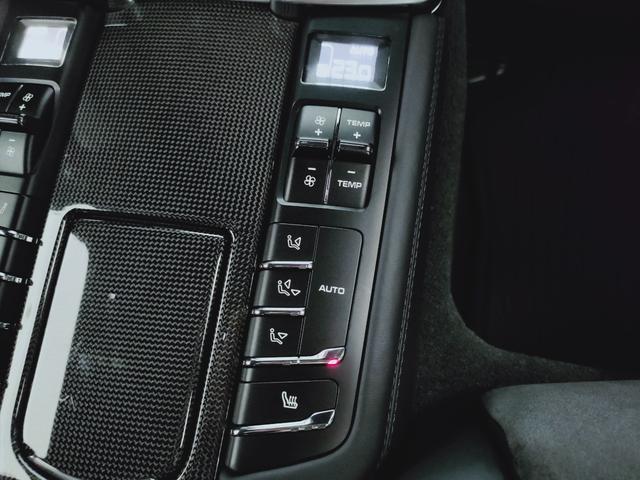 GTS 全国対応1年保証 当社管理顧客様車両 サンルーフ GTSアルカンターラコンビレザー全席ヒーター 追従 レーンキープ 911ターボII20AW スポクロ エアサス スマートエントリー スポエグ(23枚目)