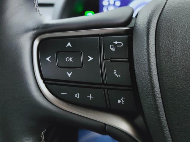 UX250h バージョンC プリクラ レーダークルーズ レーンキープ オートマチックハイビーム LTex黒革Pシートヒーター ハンドルヒーター 11.5フルセグナビ  三眼LED  コーナーS ドラレコ PWバックゲート BSM(19枚目)