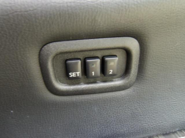 ☆運転席、助手席はパワーシートになります!