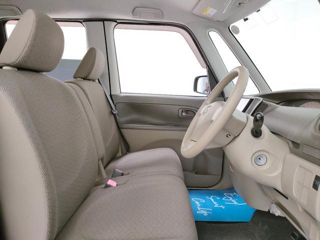 運転席のシートの状態も良好で、シートの目立つ破れやシミもございません。