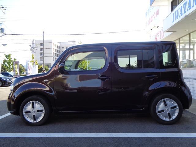 「日産」「キューブ」「ミニバン・ワンボックス」「和歌山県」の中古車8