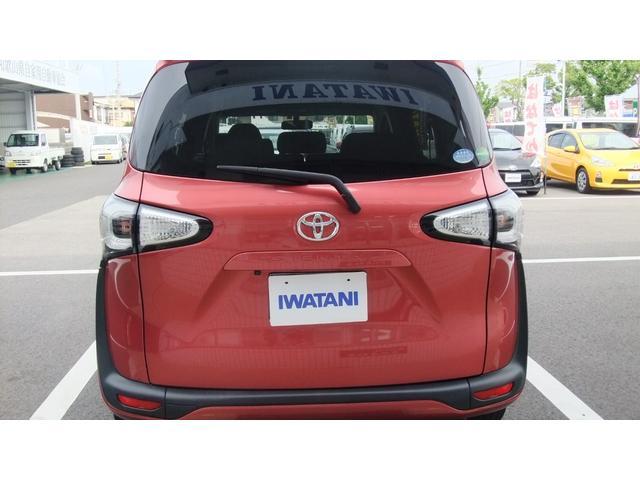 「トヨタ」「シエンタ」「ミニバン・ワンボックス」「和歌山県」の中古車4