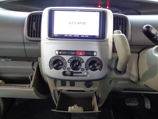 L PS PW マニュアルエアコン Wエアバック 衝突安全ボディ キーレス 片側スライドドア 左側ピラーレス アイドリングストップ フルセグ社外ナビ(23枚目)