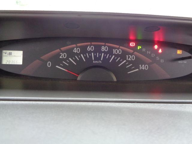 L PS PW マニュアルエアコン Wエアバック 衝突安全ボディ キーレス 片側スライドドア 左側ピラーレス アイドリングストップ フルセグ社外ナビ(28枚目)