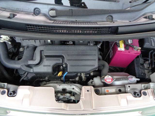 L PS PW マニュアルエアコン Wエアバック 衝突安全ボディ キーレス 片側スライドドア 左側ピラーレス アイドリングストップ フルセグ社外ナビ(33枚目)