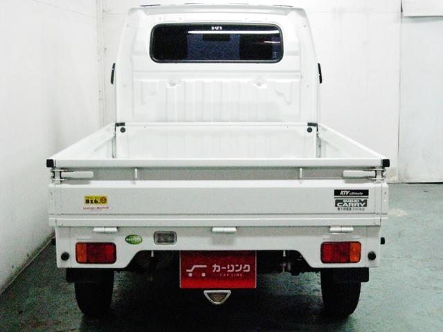 KCエアコン・パワステ ワンオーナ 5MT フロント車高調(6枚目)