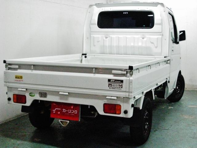 KCエアコン・パワステ ワンオーナ 5MT フロント車高調(8枚目)