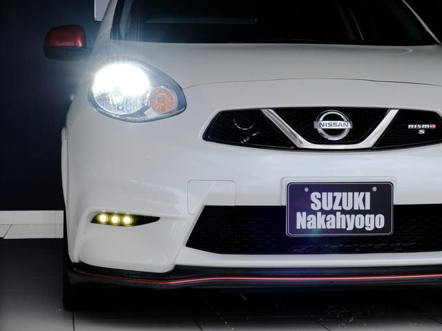 日産 マーチ ニスモ S ワンオーナー車 HIDヘッドライト 5速MT