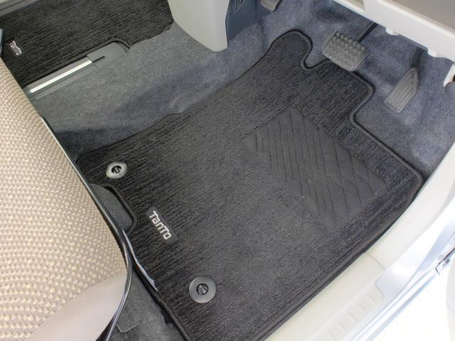 ダイハツ タント X SAII 4WD キーフリー パワースライド スマアシ2