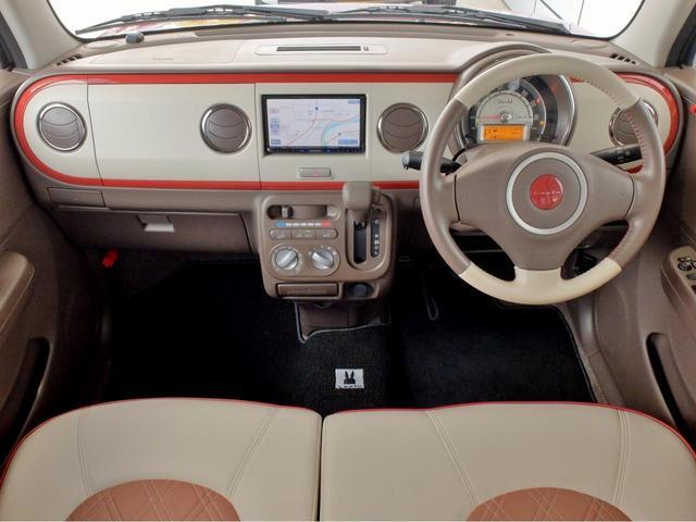 G 4WD 専用レザー調シート ナビ 地デジ HIDライト(5枚目)