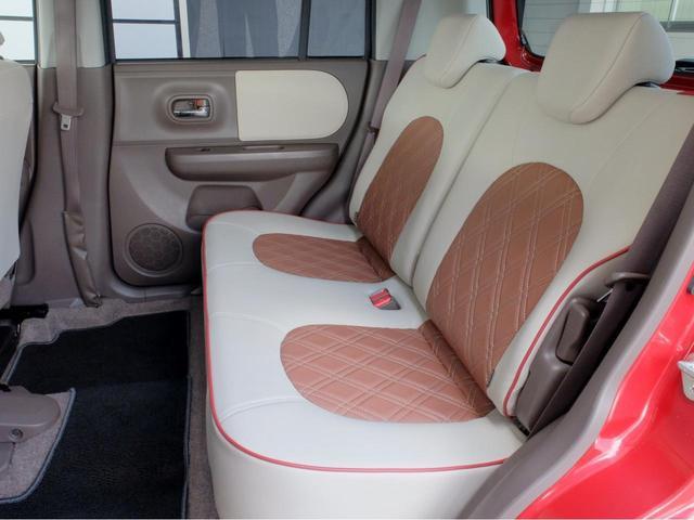 G 4WD 専用レザー調シート ナビ 地デジ HIDライト(9枚目)