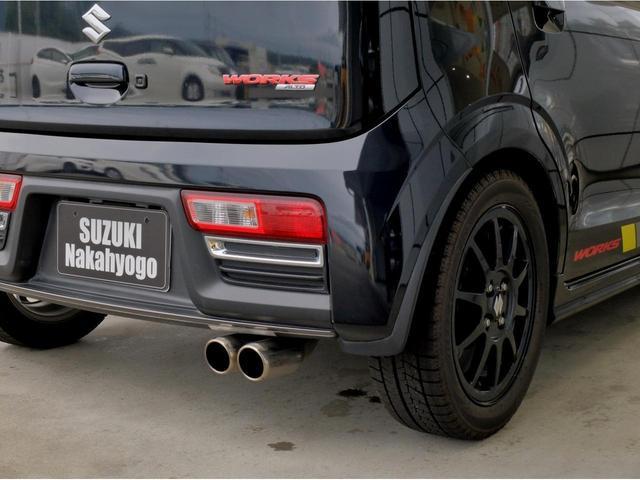 「スズキ」「アルトワークス」「軽自動車」「兵庫県」の中古車18