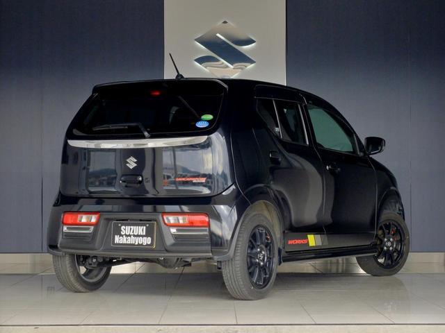 4WD 5MT レカロシート HIDライト プッシュスタート(7枚目)