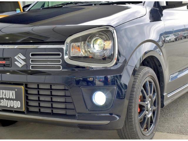 4WD 5MT レカロシート HIDライト プッシュスタート(17枚目)