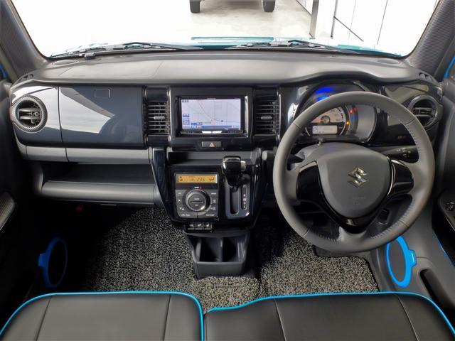 Xターボ 4WD レーダーブレーキ ナビ フルセグ ホワイトツートンルーフ(8枚目)