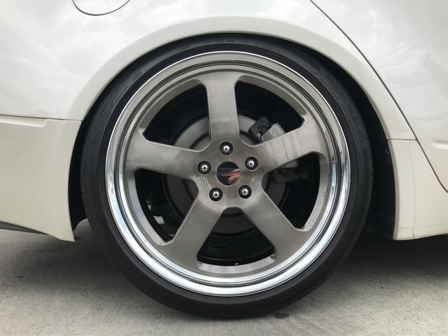2.8 ハイパーフォージド20&21インチ 新品車高調(10枚目)