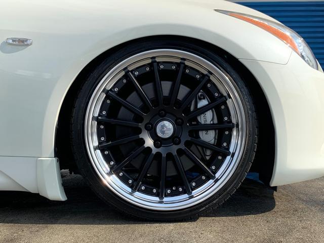 370GT タイプS 新品WORKグノーシス 新品車高調(11枚目)