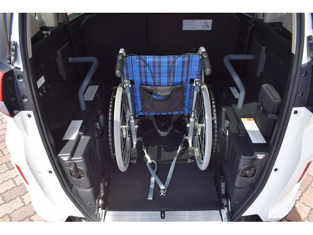 ハイブリッドG・ホンダセンシング 車いす仕様車 電動ウインチ(12枚目)