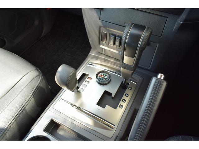 ショート VR-II 黒革 ナビフルセグ ディーゼルターボ(11枚目)