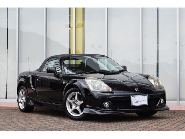 「トヨタ」「MR-S」「オープンカー」「兵庫県」の中古車34