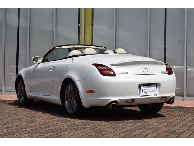 「レクサス」「SC」「オープンカー」「兵庫県」の中古車7