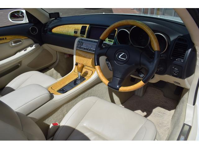 「レクサス」「SC」「オープンカー」「兵庫県」の中古車8