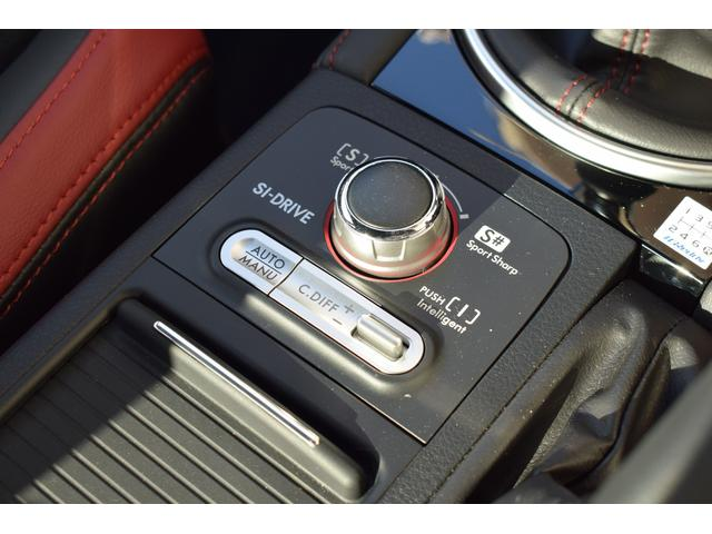 STI Rスポイラー STIスタイルPKG 登録済未使用車(10枚目)