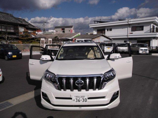 「トヨタ」「ランドクルーザープラド」「SUV・クロカン」「和歌山県」の中古車54