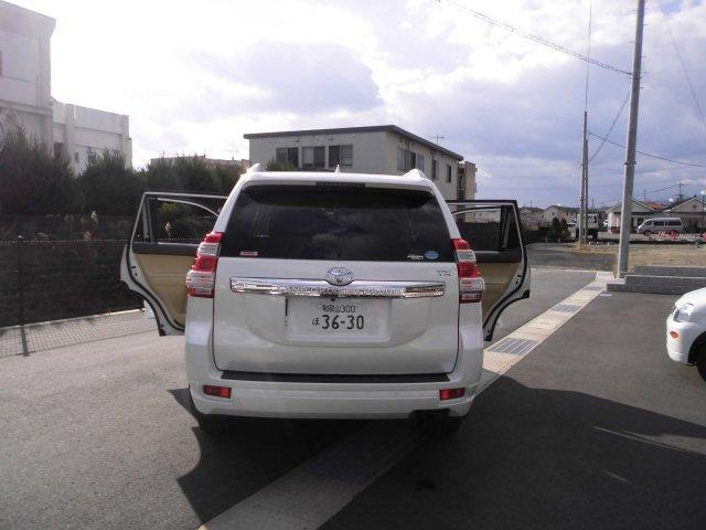 「トヨタ」「ランドクルーザープラド」「SUV・クロカン」「和歌山県」の中古車55