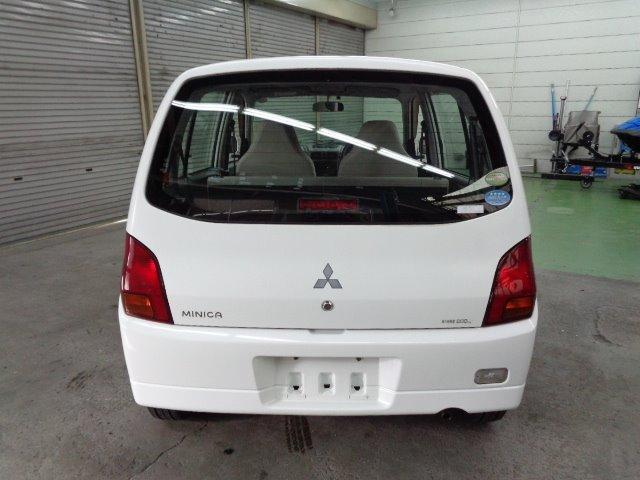 「三菱」「ミニカ」「軽自動車」「和歌山県」の中古車6