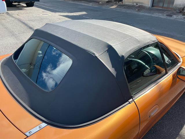 RS  新品幌 8Jツライチホイール TEIN全長式車高調(12枚目)