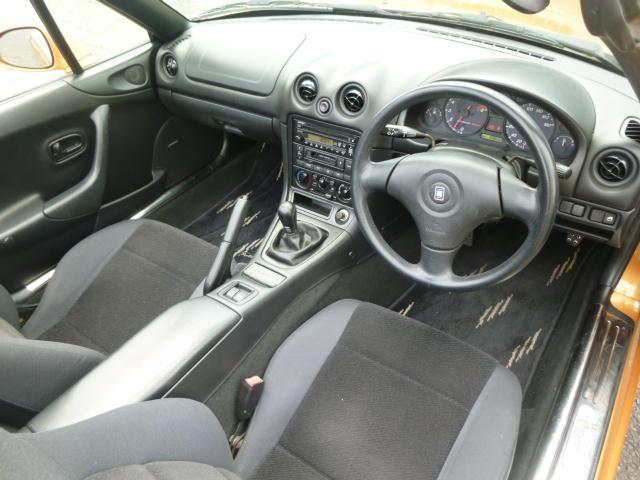 RS  新品幌 8Jツライチホイール TEIN全長式車高調(15枚目)