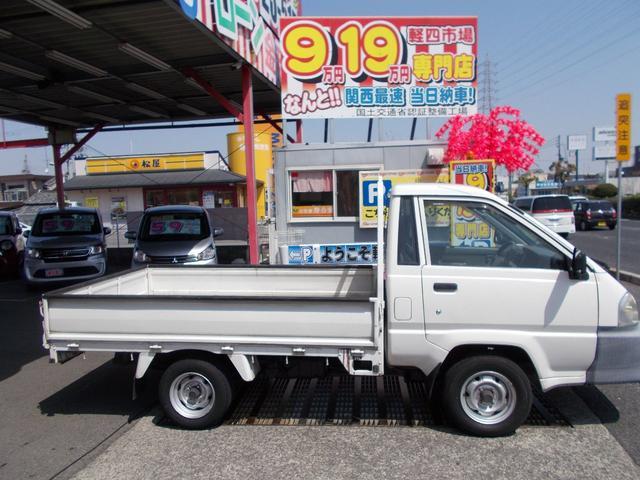 トヨタ ライトエーストラック ベースグレード