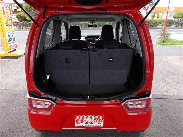 ハイブリッドFX シートヒーター/CD/オートAC(12枚目)