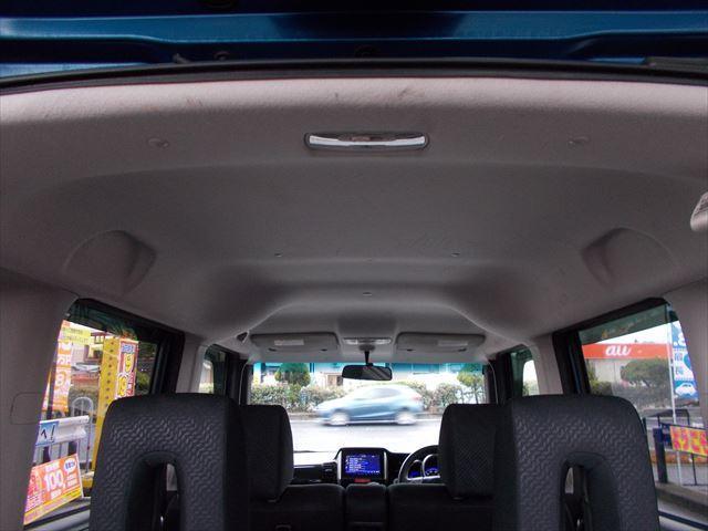 天井も広々!圧迫感がなく快適にご乗車いただけます!!