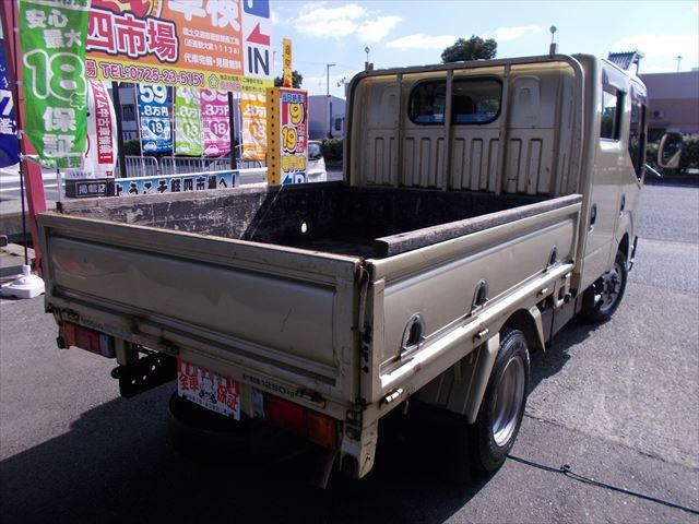 WキャブスーパーローDX エアコン/5速MT車(8枚目)