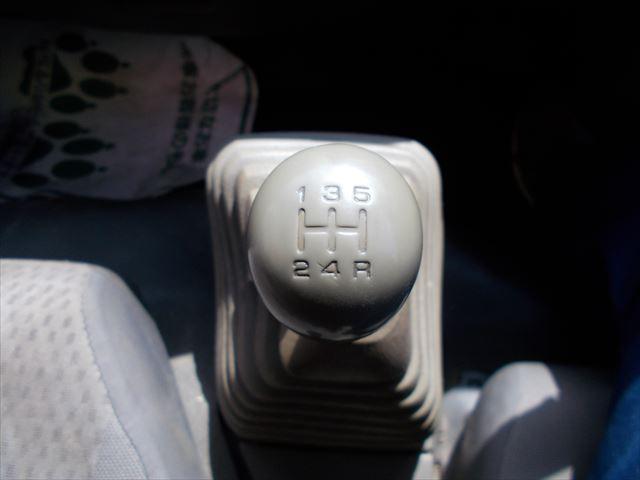 WキャブスーパーローDX エアコン/5速MT車(11枚目)