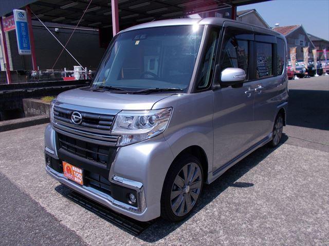 カスタムRS トップエディションSAIII 4WD 地デジ スマートキー プッシュスタート(7枚目)