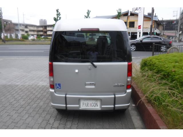 スローパー車いす移動車リアシート付4人乗ナビバックカメラ(9枚目)