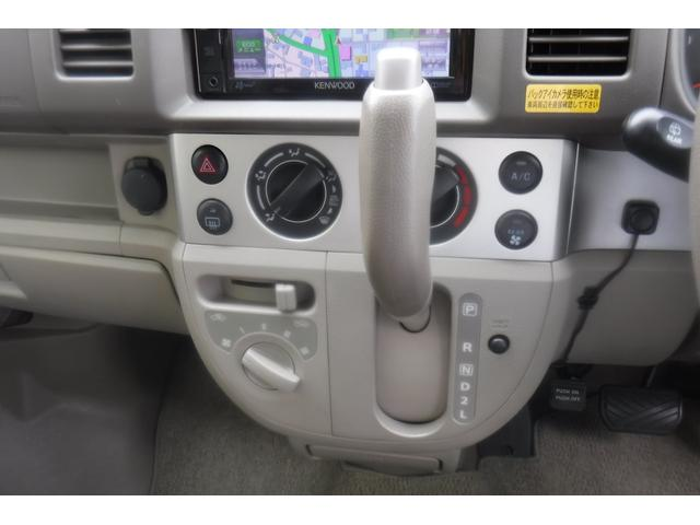 スローパー車いす移動車リアシート付4人乗ナビバックカメラ(13枚目)