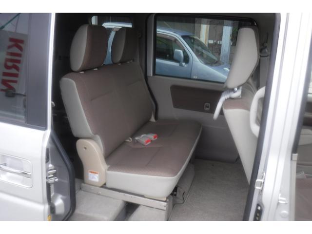 スローパー車いす移動車リアシート付4人乗ナビバックカメラ(17枚目)