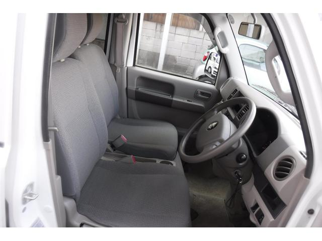 スローパー補助シート付 後部電動固定 車いす乗員用手すり付(7枚目)
