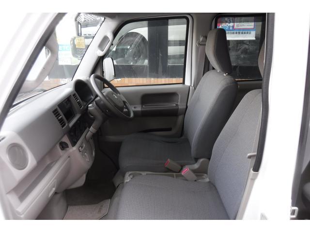 スローパー補助シート付 後部電動固定 車いす乗員用手すり付(13枚目)