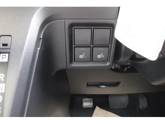 X 登録届け出済未使用車 シートヒーター シートリフター(21枚目)